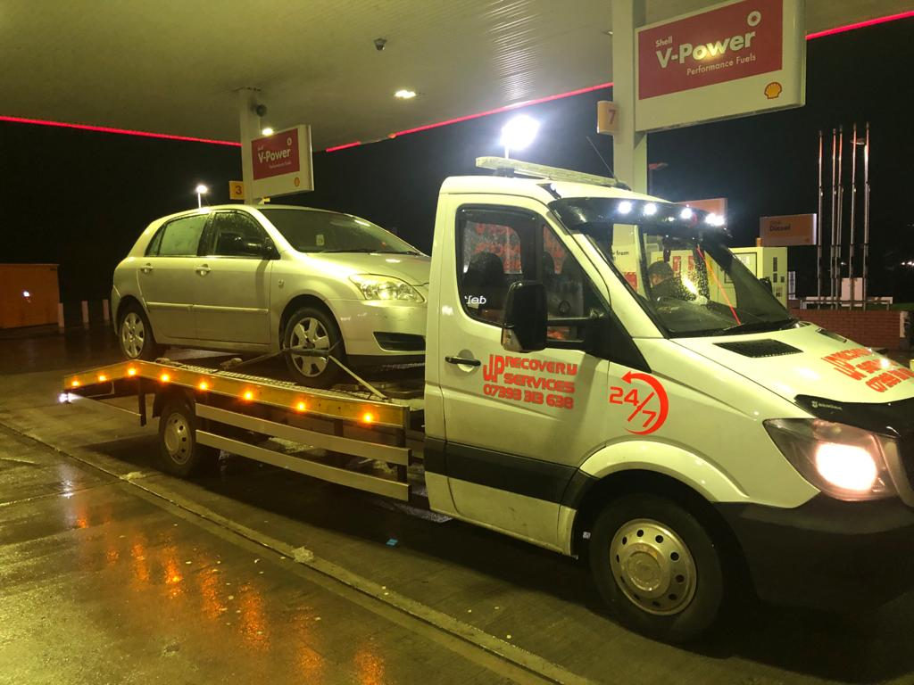 JP Recovery Services, Breakdown Recovery, Wirral Breakdown Recovery